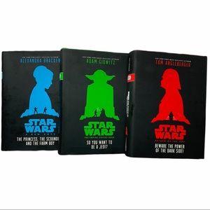 Bundle - 3 Star Wars Books